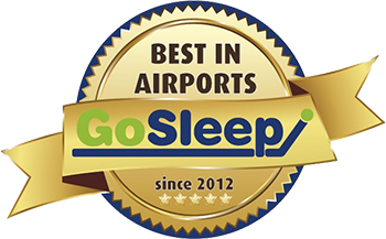 best in airports service gosleep
